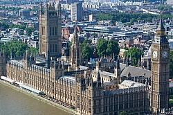 Das Oberhaus befindet sich im Westminster-Palast - Quelle: Jon Connell / flickr / cc by 2.0