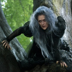 Einer der wenigen Kritikpunkte: Meryl Streep ist als Hexe zu vorhersehbar