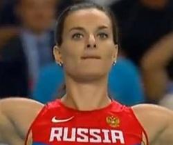 Jelena Issinbajewa muss wohl nicht mit Konsequenzen für ihre homophoben Äußerungen rechnen