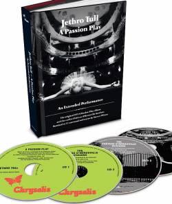 """Das legend�re Konzeptalbum """"A Passion Play"""" von Jethro Tull aus dem Jahr 1973 ist am 11. Juli 2014 in einem 2CD/2DVD-Paket erschienen"""