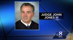 Richter John Jones galt eigentlich als konservativ