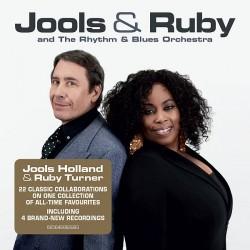 """Das Album """"Jools & Ruby"""" ist am 11. Dezember 2015 erschienen und beinhaltet neben 18 Klassikern auch noch vier neue Aufnahmen"""