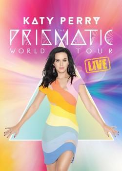 """Katy Perrys Konzertfilm """"The Prismatic World Tour Live"""" ist am 30. Oktober 2015 erschienen"""