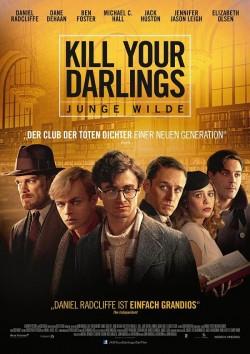 """Das Erstlingswerk """"Kill Your Darlings – Junge Wilde"""" von John Krokidas ist am 22. Mai 2014 auf DVD und Blu-ray erschienen"""