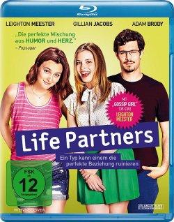 """""""Life Partners"""" ist am 1. Dezember 2015 auf DVD und Blu-ray erschienen"""