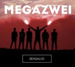 """Das Debütalbum """"Bengalos"""" von Megazwei ist am 15. Juli 2016 erschienen"""