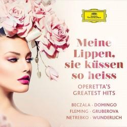 """Die Compilation """"Meine Lippen, sie k�ssen so heiss"""" mit den gr��ten Operetten-Hits ist am 30. Januar 2015 erschienen"""