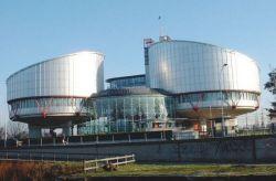 Der Europ�ische Gerichtshof f�r Menschenrechte hat seinen Sitz im franz�sischen Stra�burg