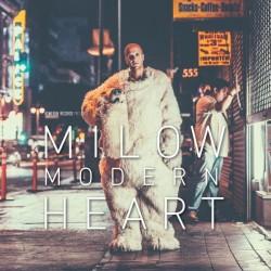 """Das neue Album """"Modern Heart"""" von Milow ist am 13. Mai 2016 erschienen"""