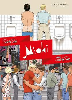 """Der neue Comic """"Side by Side & Still Side by Side"""" ist am 1. August erschienen"""