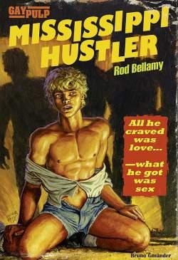 """Der englischsprachige Jugenroman """"Mississippi Hustler"""" ist am 1. August 2014 im Bruno Gm�nder Verlag erschienen"""