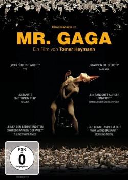 """Der kraftvolle und �berw�ltigende Dokumentarfilm """"Mr. Gaga"""" ist am 23. September 2016 auf DVD und Blu-ray erschienen"""
