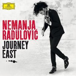 """Mit dem Album """"Journey East"""" gibt Radulovic sein internationales Debüt bei der Deutschen Grammophon"""