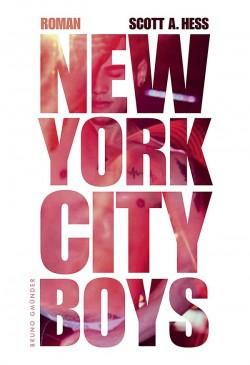 """""""New York City Boys"""" ist am 20. Oktober 2015 im Bruno Gmünder Verlag erschienen"""