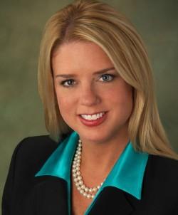 Die bereits zwei Mal geschiedene republikanische Justizministerin Pam Bondi glaubt, dass Schwule und Lesben die Ehe zerst�ren wollen - Quelle: Florida AG Office