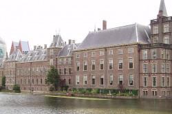 Der Sitz des Senates in Den Haag