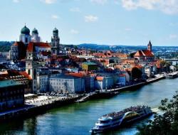 Auch im idyllischen Passau gibt die Kirche den Widerstand gegen ein etwas liberaleres Arbeitsrecht auf - Quelle: flickr / Heribert Pohl / cc by 2.0