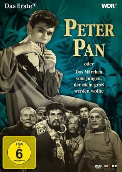 """Der Kinderfilmklassiker """"Peter Pan oder Das M�rchen vom Jungen, der nicht gro� werden wollte"""" aus dem Jahr 1962 ist nun erstmals auf DVD erschienen"""