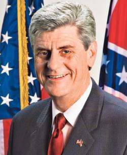 Wird Governeur Phil Bryant das Gesetz unterschreiben?