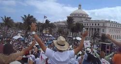 Die Demonstranten glauben, dass Homo-Rechte die Religionsfreiheit einschr�nken w�rden