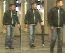 Dieser Mann wird verdächtigt, etwas mit dem Tod von Nicky Miler zu tun zu haben - Quelle: Pressestelle Polizei Berlin