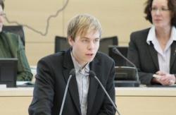 Der grüne Vize-Fraktionschef Rasmus Andresen begrüßt den Aktionsplan - Quelle: Grüne SH