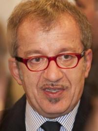 Rechtspopulist Roberto Maroni war unter Ministerpr�sident Berlusconi Innen- und Arbeitsminister