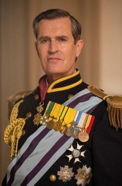 Rupert Everett spielt in seinem neuen Film einen König - Quelle: Concorde Filmverleih