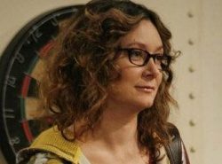 "Sara Gilbert (als Leslie Winkle in der ""Big Bang Theory"") - Quelle: CBS"