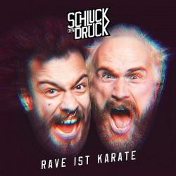 """Das zweite Album """"Rave ist Karate"""" der Berliner Rave-Band ist am 15. Mai 2015 erschienen"""