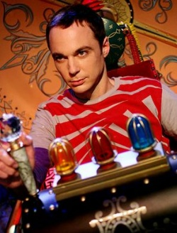 "Jim Parsons in ""The Big Bang Theory"" - Quelle: CBS"