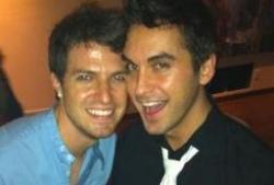 Rjay Spoon (rechts) ist im Dezember gestorben - Quelle: FB