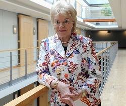 Erika Steinbach ist seit 2005 menschenrechtspolitische Sprecherin der Unionsfraktion und seit 1998 Chefin des Bundes der Vertriebenen - Quelle: Deutscher Bundestag/Lichtblick/Achim Melde