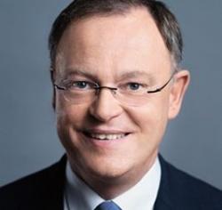 Der SPD-Politiker Stephan Weil ist seit Februar Ministerpräsident des Landes Niedersachsen