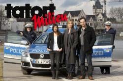Das neue Tatort-Team ermittelt in der Ruhrstadt - Quelle: WDR Presse, Montage queer