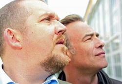 Köln ist das ideale Pflaster für erste schwule Gehversuche... - Quelle: Tatort Köln (WDR)