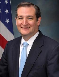 Senator Ted Cruz will es mit Homophobie ins Wei�e Haus schaffen