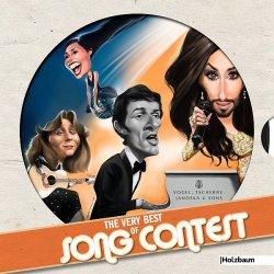 """""""The Very Best Of Song Contest: Skurriles und Erstaunliches rund um den ESC"""" ist am 2. März 2015 erschienen"""