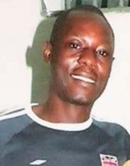 Jean-Claude Mb�d� muss wegen einer Kurznachricht hinter Gitter - Quelle: Amnesty International