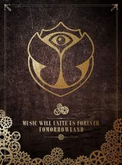 """Das fette 3CD-Set """"Tomorrowland – Music Will Unite Us Forever"""" ist bereits am 25. Juli 2014 erschienen"""