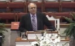 Pfarrer Charles Worley sieht die Bibel als Anleitung zur Internierung und Ausrottung von Schwulen und Lesben