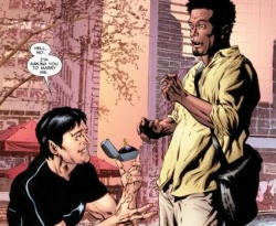 Der Antrag in Heft 50 - Quelle: Marvel Comics
