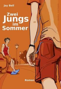 """""""Zwei Jungs im Sommer"""" ist am 1. August 2014 im Bruno Gmünder Verlag erschienen"""