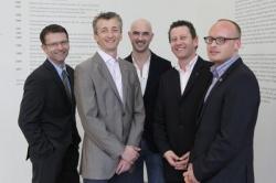 """1998 in Wien gegründet: Vorstand der """"austrian gay professionals"""" (agpro)"""