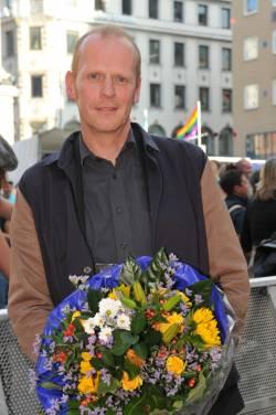 """Jobst Knigge hat neben """"Der Aids-Krieg"""" zahlreiche Dokus gedreht, darunter zu """"Dynastien in NRW"""" (WDR) und zum """"Wunder von Bern"""" (ZDF) - Quelle: Axel Bach"""