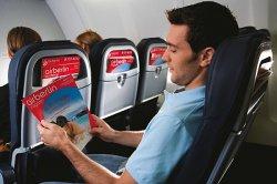 Bei diesem Sonderflug muss man sicher nicht gelangweilt im Bordmagazin bl�ttern - Quelle: airberlin