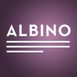 Logo des Albino Verlags