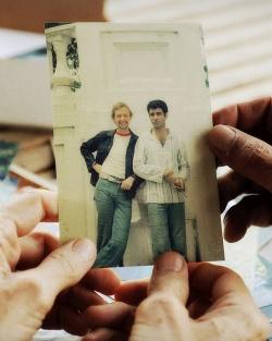 """Szene aus """"Alex & Ali"""": In dem Film geht es um ein Wiedersehen nach über drei Jahrzehnten Fernbeziehung"""