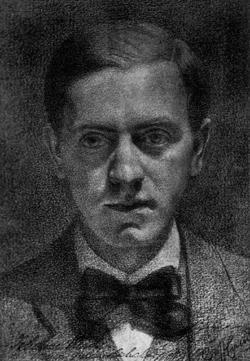 Alfred Grünewald (1884-1942) im Jahr 1910 - Quelle: Männerschwarm Verlag