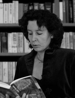 """Schreibt """"für mehr Toleranz unter den Menschen"""": Anja Siouda - Quelle: Ben Hamida International"""